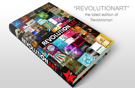 The latest edition of RevolutionArt Magazine