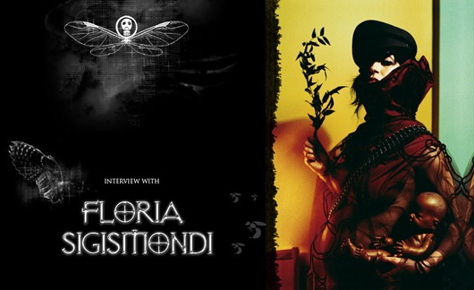 Floria sigismondi interview