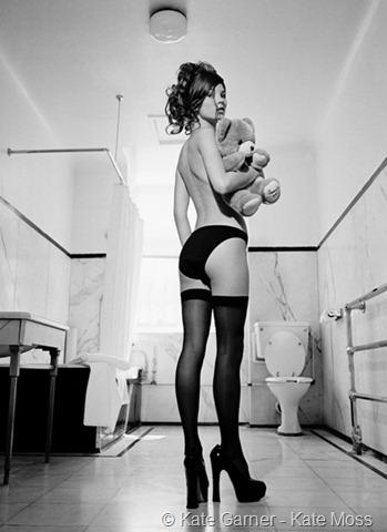 Kate Garner - Kate Moss