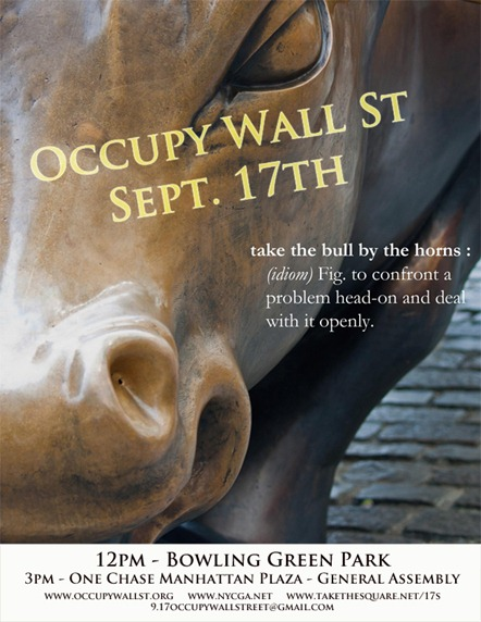 OccupyWallStflyer