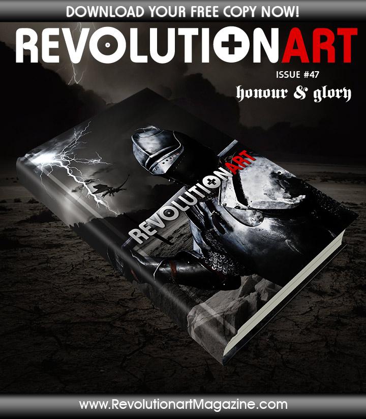 REVOLUTIONART 47 HONOR & GLORY